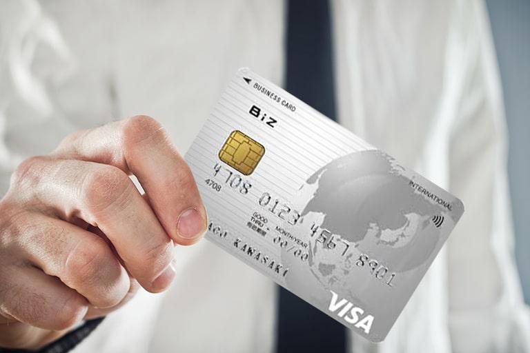 NTTファイナンス Biz レギュラーカード for Owners